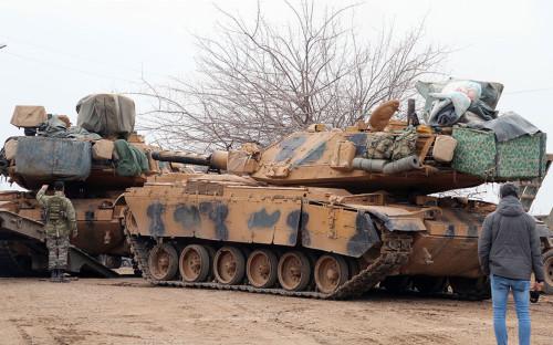 Техника турецкой армии