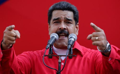 <p>Николас Мадуро</p>