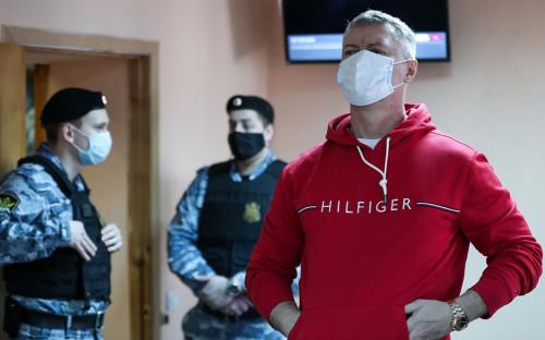 Евгений Ройзман в Октябрьском районном суде