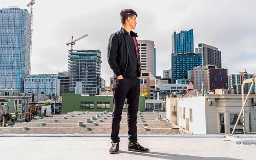 <p>Основатель и генеральный директор Scale AI Александр Вонг</p>