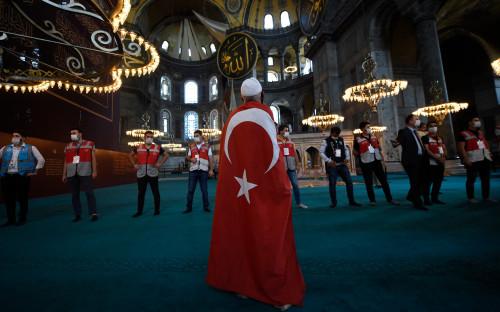Фото:Yasin Akgul / AP