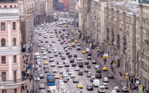 Тверской район Москвы