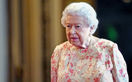 <p>Елизавета II</p>