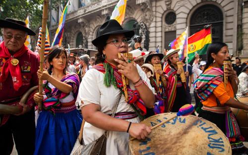 Фото:Matias Jovet / Zuma / Global Look Press