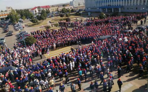 Протесты после президентских выборов в Белоруссии. Главное