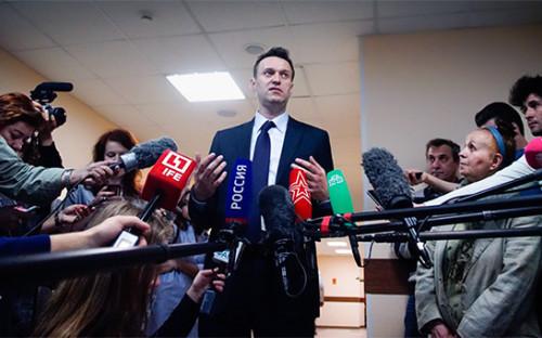 <p>Алексей Навальный</p>  <p></p>