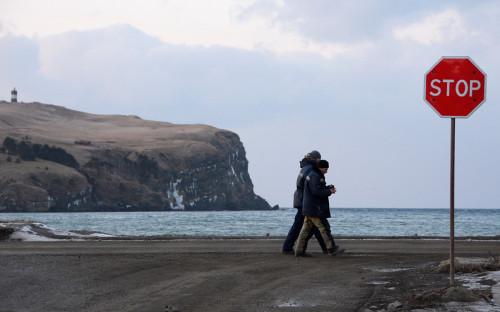 Южные Курилы, остров Шикотан<br /> &nbsp;