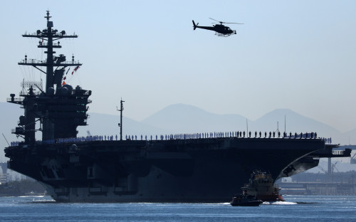 Могерини предостерегла Помпео от военной эскалации в ситуации с Ираном