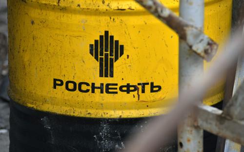 «Роснефть» заявила о разрешении США поставлять нефть из Венесуэлы в Индию