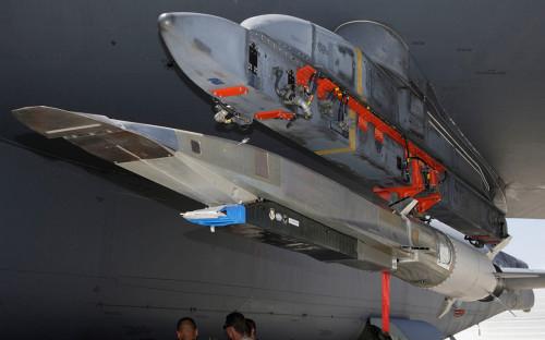 Американская гиперзвуковая ракета