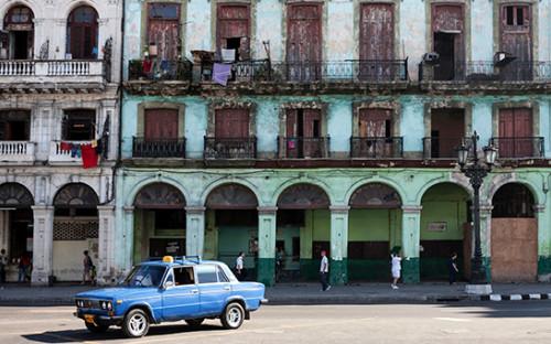 <p>Гавана, Куба, июнь 2016 года</p>  <p></p>