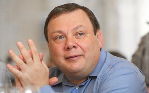 Один из основателей консорциума «Альфа-Групп» Михаил Фридман