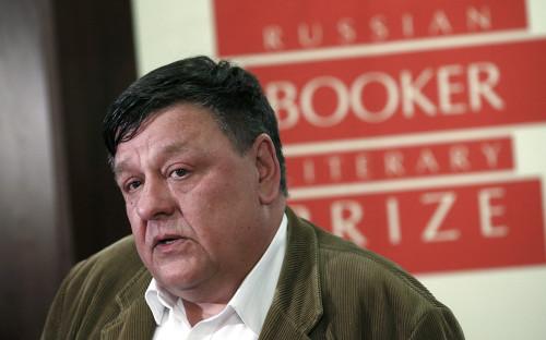 Петр Алешковский,председатель жюри «Русский Букер» 2017 года
