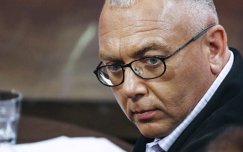 <p>Журналист Павел Лобков</p>