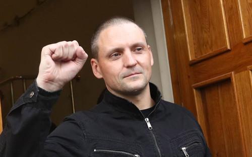 <p>Сергей Удальцов</p>  <p></p>