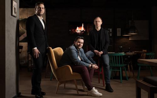 Игорь Санников, Алексей Головин и Евгений Чечеткин (слева направо)<br /> &nbsp;