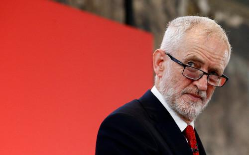 В парламенте потребовали от Джонсона опубликовать доклад об угрозе России