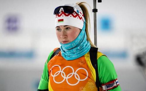 Фото:Динара Алимбекова / пресс-служба Национального олимпийского комитета Белоруссии