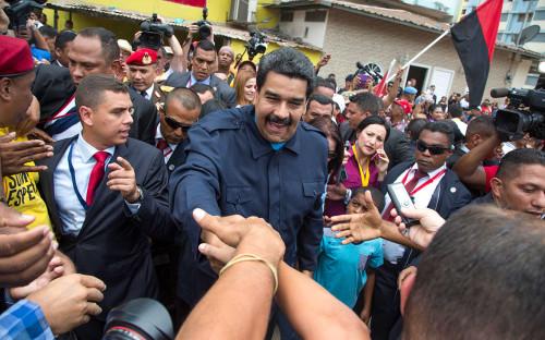 <p>Николас Мадуро</p>  <p></p>