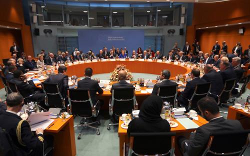 Берлинская конференция по Ливии