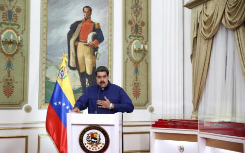 Guaido anunció la detención de su asistente por parte de los servicios secretos de Venezuela :: Política :: RBC