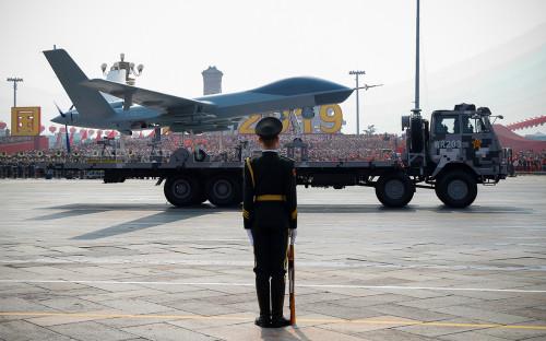 Пентагон признал лидерство Китая в трех военных областях