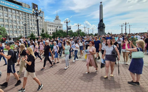 Фото: Евгения Пустовит / ТАСС