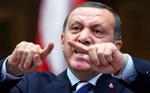 <p>Реджеп Тайип Эрдоган</p>