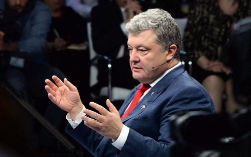 <p>Петр Порошенко</p>