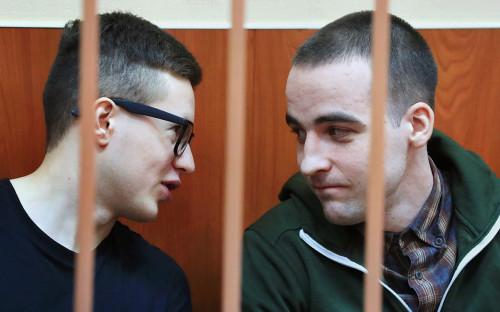 Виктор Филинков и Юлий Бояршинов