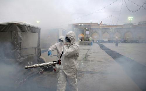 Фото:Wana News Agency / Reuters