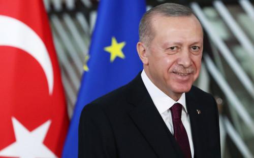 Турции Реджеп Эрдоган