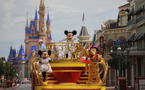 Фото:Kent Phillips / Walt Disney World Resort / Getty Images