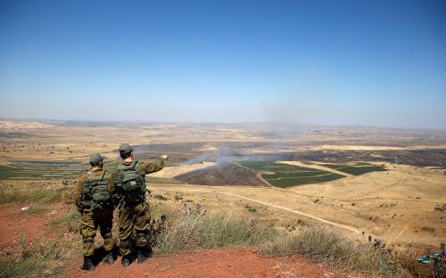 Израильские солдаты