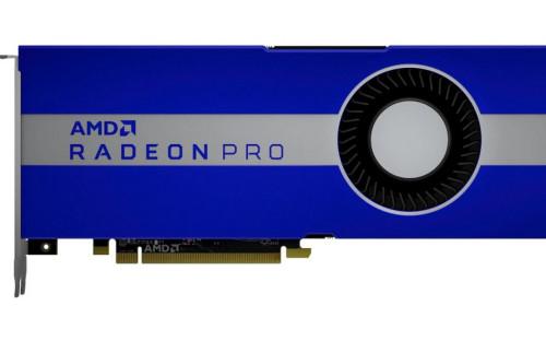 AMD Radeon Pro W5700 Graphics