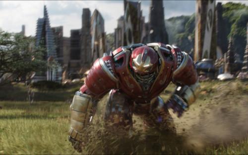 Фото:кадр из фильма «Мстители: Война бесконечности»