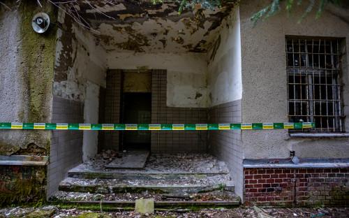 Обломки на складе боеприпасов в Врбетице,3 мая 2021 года
