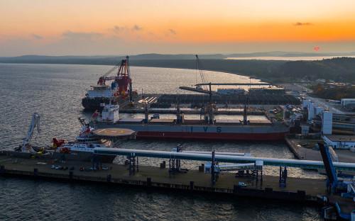 Порт Мукран