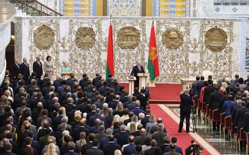 Фото:Сергей Шелег / БелТА / ТАСС