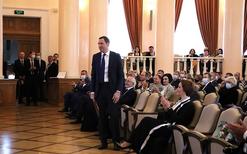 Фото: пресс-центр Белгородской областной Думы