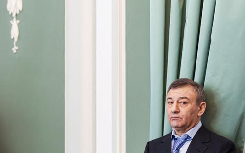 <p>Предприниматель Аркадий Ротенберг</p>  <p></p>