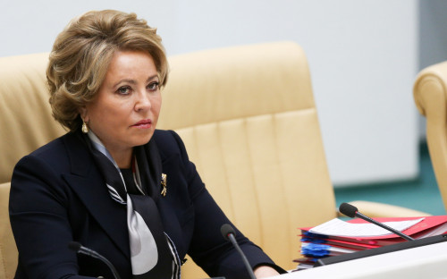 Фото:Пресс-служба Совета Федерации / РИА Новости