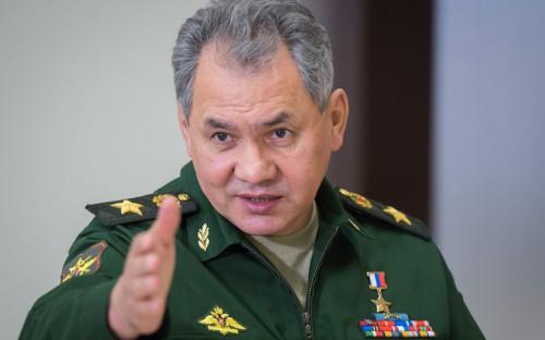 <p>Сергей Шойгу</p>  <p></p>