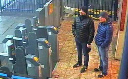 Александр Петров (справа) и Руслан Боширов<br /> <br /> &nbsp;