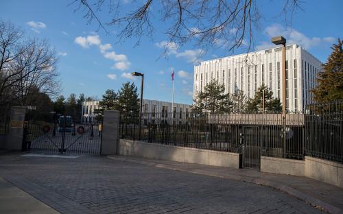 Посольство России в Вашингтоне,США