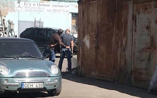 Фото:Департамент уголовного розыска Украины