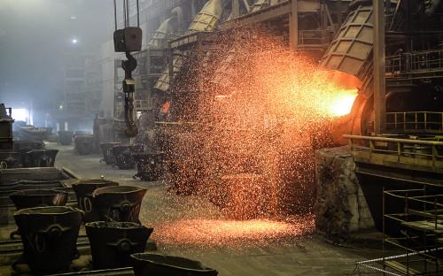 Металлургическое предприятие компании «Норильский никель»