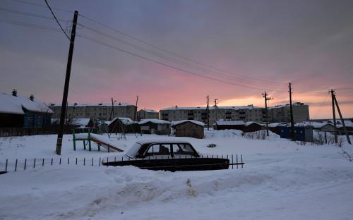 <p>Вид Нижегородской области</p>