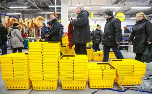 Эксперты Nielsen зафиксировали рост доли экономящих россиян