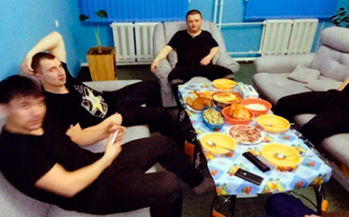 Вячеслав Цеповяз (справа)